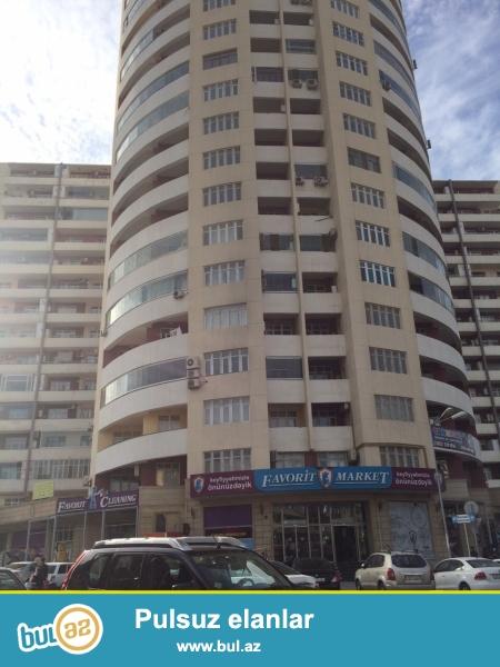 В престижном районе города, по улице Хаквердиев, над Фаворит маркетом, в элитной заселенной новостройке « River Stone МТК» продается 3-х комнатная квартира...