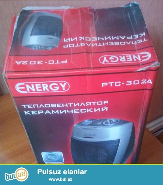 Təzə Termoventilyator Energy PTC-302A.Keramik qızdırıcılı termoventilyator...