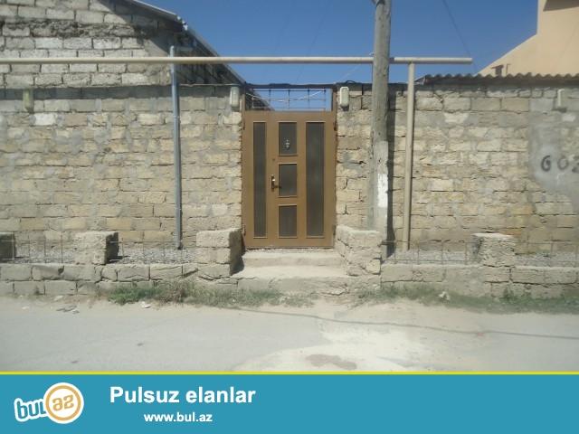 Anar  Sabunçu rayonu  Zabrat  2 qəsəbəsi  əsas yoldan 100 metr, 75№li məktəbdən 50 metr məsafədə 1...
