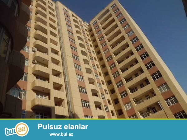 Новостройка! Cдается 3-х комнатная квартира в центре города, в Насиминском районе, рядом с Насиминским рынком...