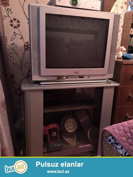 televizorlar islek veziyyetdedir.her ikisi LG markadir...
