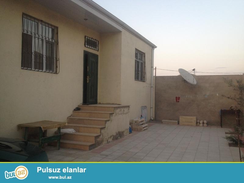 Tecili Zabrat 1 gesebesinde Dovlet yol polisi mentegesinden 600 metr arali 307 nomreli mektebin yaninda 3 otagli ela temirli heyet evi kuraye verilir...