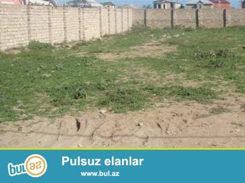 Şüvəlanda,priyezdin yaxınlığında hasarın içində 12 sot tam sənədli torpaq satılır...