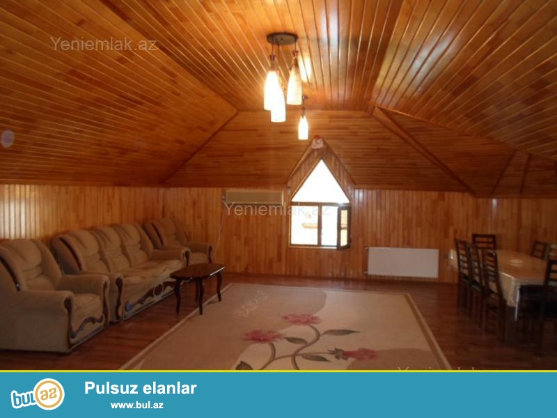 • 5 otaq • 210 m2 • 1.2 sot • 3 Mərtəbəli<br /> • Kupçasız<br /> Kataloqdan secilib tikilmiw 3-mertebeli heyet evi...