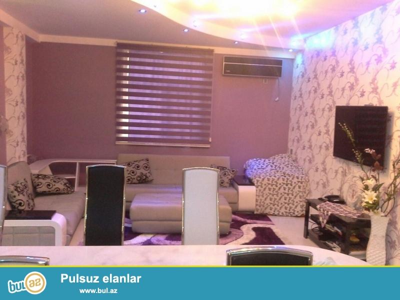 В Абшеронском районе, поселке Масазыр, городке Гуртулуш  93   продается  нового строения     1-на комнатная квартира, 3/7 этаж, площадь 51 кв...