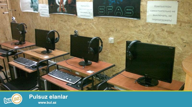 internet kluh uchun avadanliq icareye verilir,17 ede kompyuter+1 server kompyuter+19 kompyuter stolu+18 kreslo+2 xab...