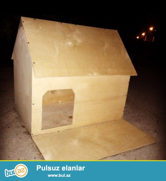 Tecili deyerinden cox ucuz it evi satiram. 8-lik diktden duzeldilib, el iwidir...