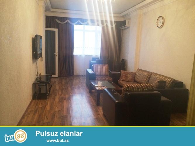 Новостройка! Cдается 2-х комнатная квартира в Насиминском районе, рядом с Насиминской Исполнительной Властью...