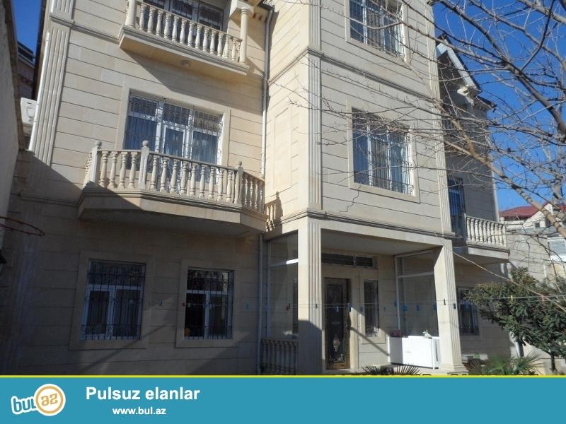 Срочно! В Воровском в 100 м от  м \ с  Насими продается   частный дом - вилла , расположенная на  4...
