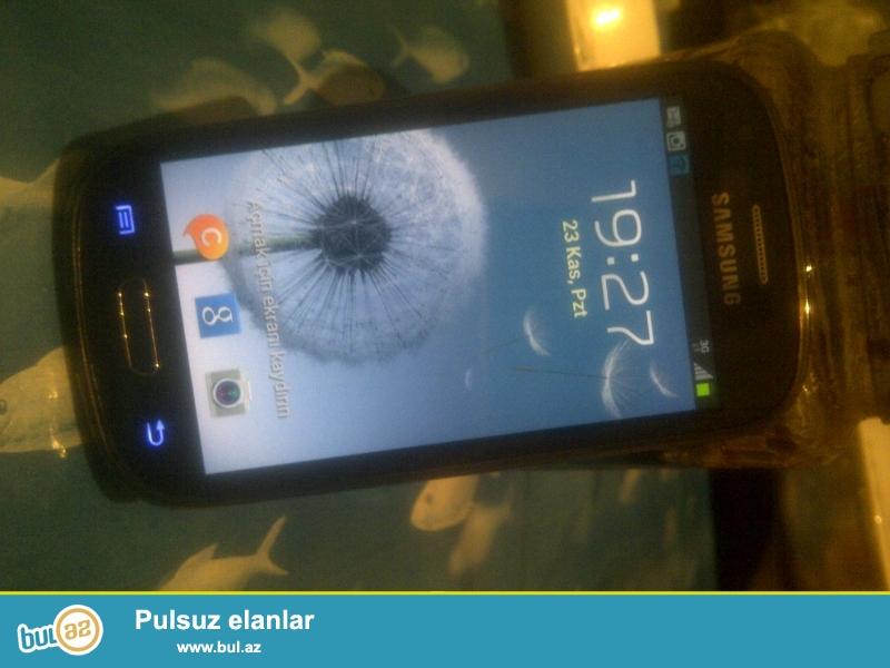 Samsung Galaxy s3 mini satilir.orijinaldir.irshaddan alinib...