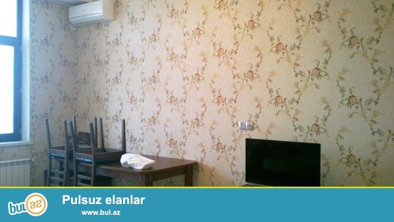 Новостройка! Cдается 2-х комнатная квартира в центре города, в Ясамальском районе, по улице А...
