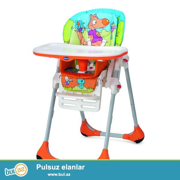 Chicco markalı uşaq yemek masası..sifarişlə Türkiyədən gelecek