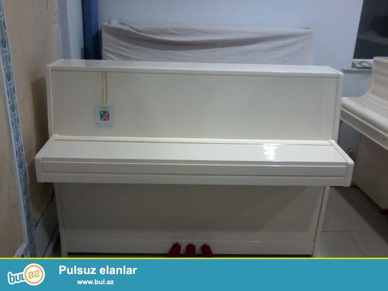 3-Pedalli Təzə İdeal vəziyyətdə Catdirilma