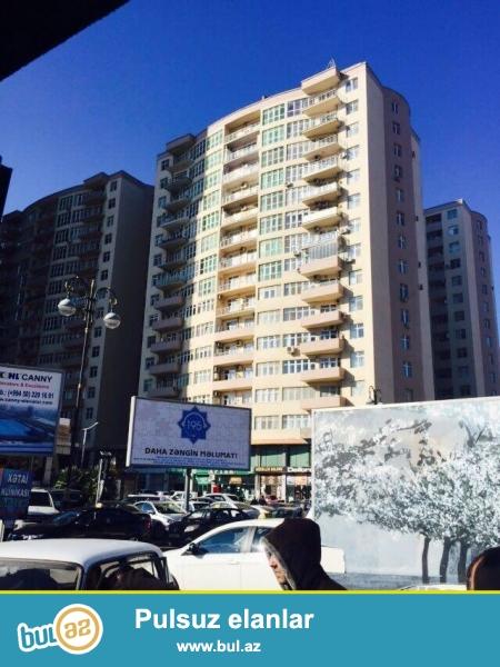 В элитном районе, около метро Хатаи, в жилом комплексе с Газом сдается 2-х комнатная квартира, 16/6, общая площадь 60 кв...