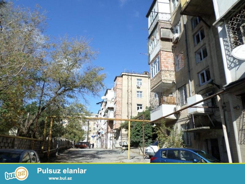 İPƏK YOLU restoranının arxasında 5 mərtəbəli binada 2 otaqlı orta təmirli əşyalarla ev kirayə verilir...