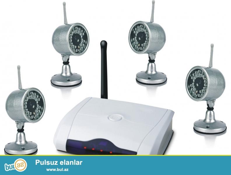 N-Tech security 4-128 port arası ən müasir DVR cihazlarını təklif edir...