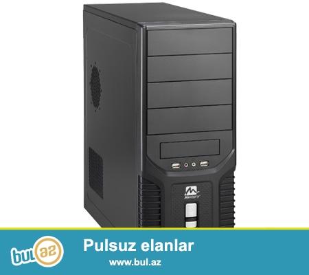 CPU: DUAL-CORE INTEL CELERON J1800 2417 MHz<br /> PLATA: ASRock D1800M<br /> RAM: TWINMOS 4GB DDR3-1333<br /> VGA: NVIDIA GEFORCE 210 1GB<br /> HDD: TOSHIBA 500GB<br /> DVD: LG<br /> CASE: MERCURY KM153<br /> BLOK...