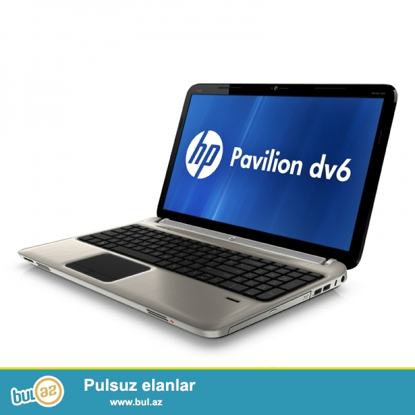 HP-DV6<br />