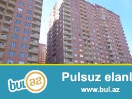 Новостройка! Cдается 3-х комнатная квартира в Ясамальском районе, в поселке Ени Ясамал, рядом с «Бизим» маркетом...