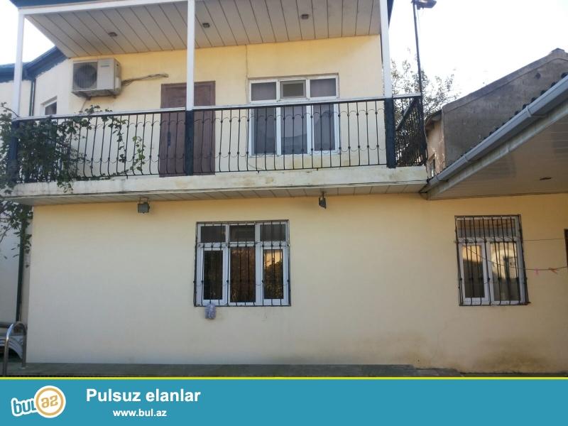 Продаётся 2-х этажная дача в посёлке Бильгях, рядом с морем...
