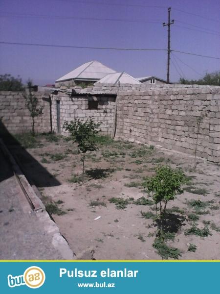 Bakı Şəhəri Sabunçu rayonu Ramana qəsəbəsində ərazisi 4 sot