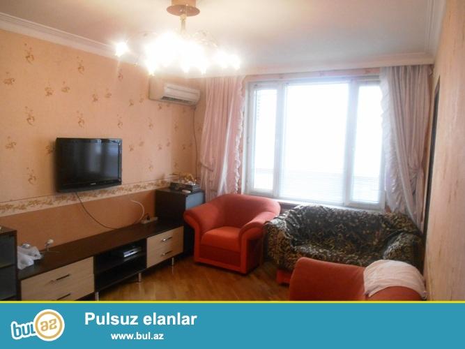 Cдается 2-х комнатная квартира в центре города, в Ясамальском районе, по проспекту Строителей, рядом с ЦСУ...