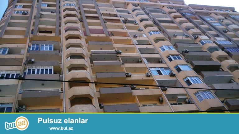 Новостройка! Cдается 3-х комнатная квартира в центре города, в Ясамальском районе, по проспекту Строителей, рядом с ЦСУ...