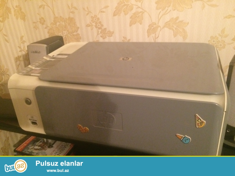 HP PSC 1513 ve Canon FC120 markali printerleri satilir...