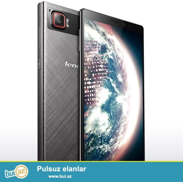 "LENOVO VIBE Z2 PRO (K920)  telefonunu ozum Dubaydan getirmisem, 2aydir isledirem, bakida tek-tuk sayda var, 16mp arxa kamerasi, 8mp qabag kamerasi, 3 RAM, 32 GB daxili yaddas, 4K video cekilisi, FULL HD ekran,  6"" ekran olcusu, 2..."