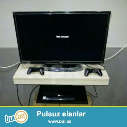 PS 3 salon üçün avadanlıq satılır,6 komplekt,mebel,13oyun disk,kassa aparatı,reklam,və s...