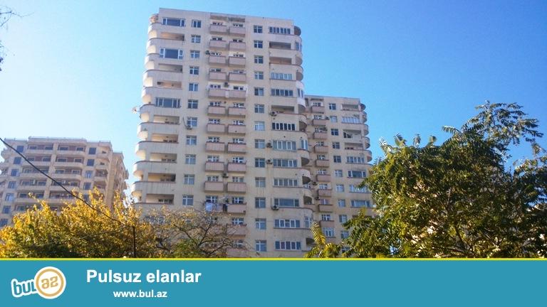 Новостройка! Cдается 2-х комнатная квартира в центре города, в Ясамальском районе, по улице Гуткашенли, рядом с памятником Н...