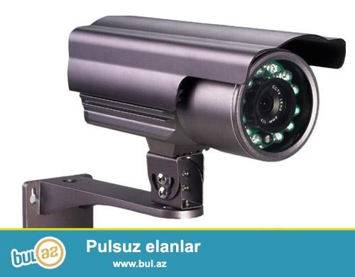 N-Tech Security obyektlərinizin mühafizəsi üçün müşahidə nəzarət kameralarını satışını və quraşdırılmasını təklif edir...