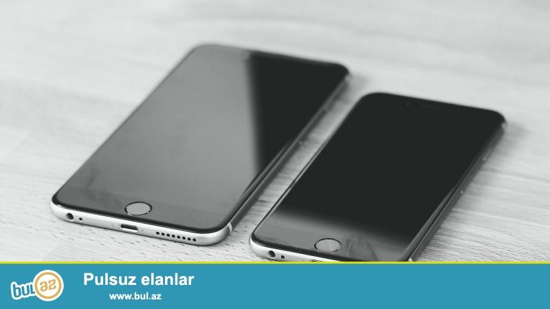 Iphone 6 satiram , telefonlar dubay telefonlaridir, butun rengleri var ve hamsi yenidir, aksesuarlari ve korobkasi var...