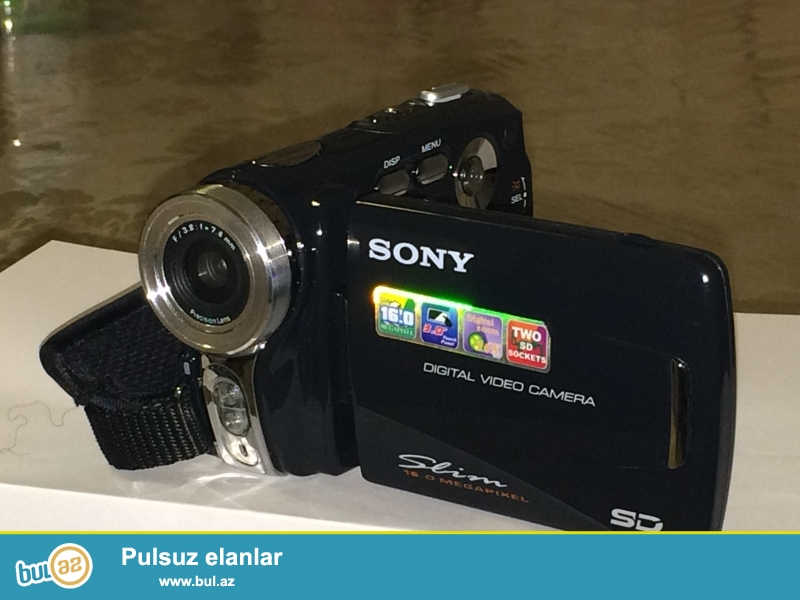 Sony Digital video camera.Ceklis formati hd,xga,d1,vga,qvga...