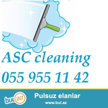 Temizlik xidmetleri  055 955 11 42<br /> <br /> ACS temizlik  xidmetleri sirketi ister ev, isterse de ofislerde istifade edilmis xalcalarin yuyulmasini teklif edir...