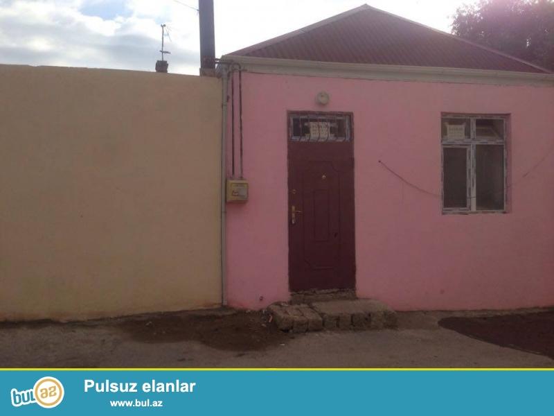 В поселке НЗС, недалеко от Улдуз маркет, дом состоит из 1 этажа, построен на 1 сотках...