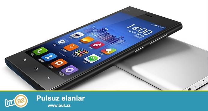 Yeni.Çatdırılma pulsuz<br /> <br /> Xiaomi Mi3 5...