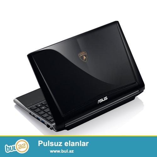 Asus Lamborghini<br /> Pro:Intel<br /> Ram:4GB<br /> Vga:1GB<br /> Hdd:320GB<br /> Screen:12...