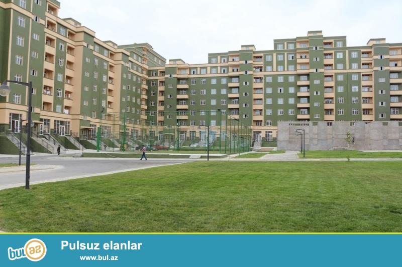 Masazır qəsəbəsi, Yeni Bakı Yaşayış kompleksi, Duzlu gölün yaxınlığında ümumi sahəsi 70 kv...