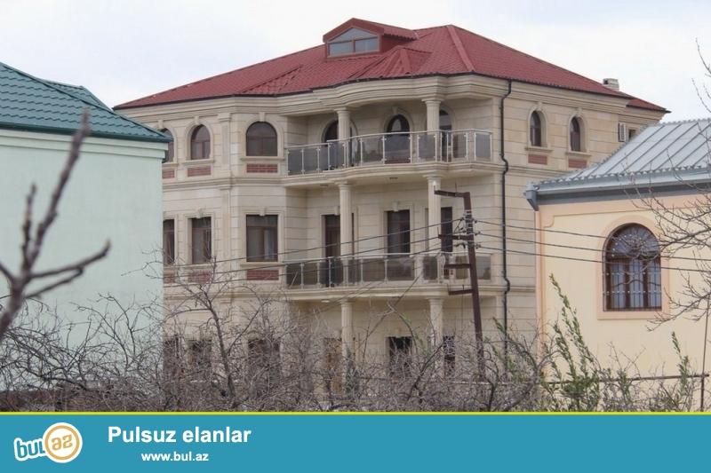 Очень срочно для  солидных клиентов ! В  элитном районе Варовского , рядом с парком ГейдарАлийева ,  cдаётся в аренду на долгий срок  вилла-особняк расположенная на 6-и сотках приватизированного земельного участка ...