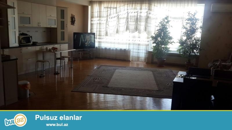 Новостройка! Cдается 3-х комнатная квартира в центре города, в Насиминском районе, рядом с Американским посольством...