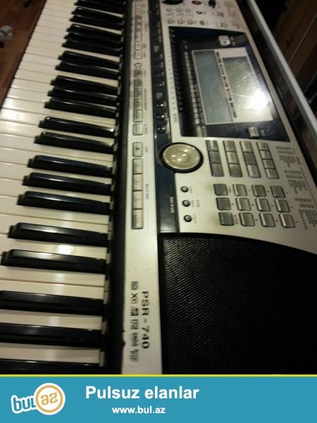 Problemsiz Usta nezareti ile 2ci el Yamaha sintezator...