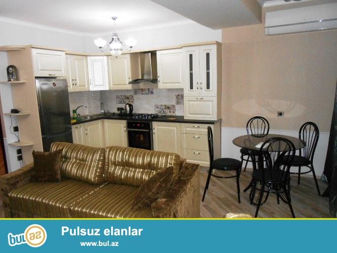 Cдается 3-х комнатная квартира в центре города, в Насиминском районе, по улице Д...