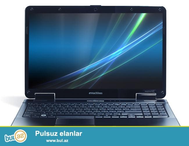 Acer-G430<br /> Pro:Amd 2.0GHz<br /> Ram:3GB<br /> Vga:1GB<br /> Hdd:320GB<br /> Screen:17...