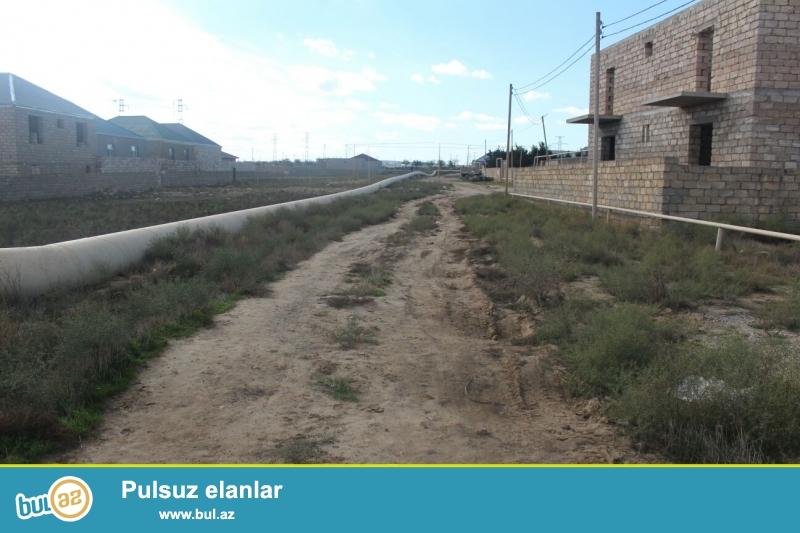 Sabunçu rayonu, Zabrat 2 qəsəbəsi, Zərkənd deyilən ərazidə 6 sot torpaq sahəsi satılır...