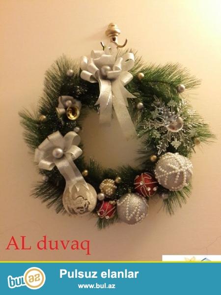 Yeni ilde yeni zovq, yeni dizaynda isteyinize uygun aksesuarlari etmek ucun   Al duvaq studiosuna muraciet edin...