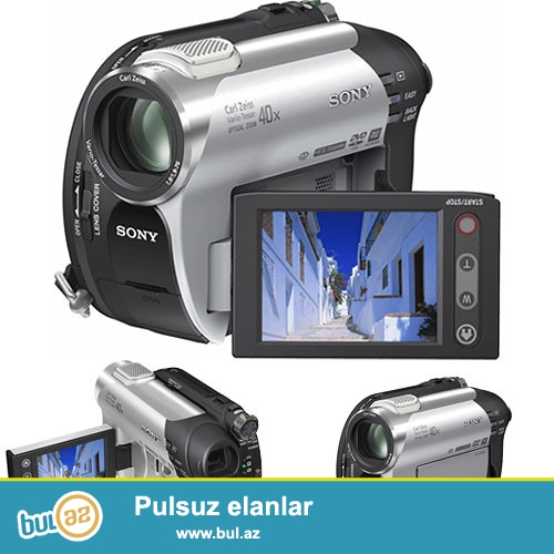 Видеокамера в отличном состояние...