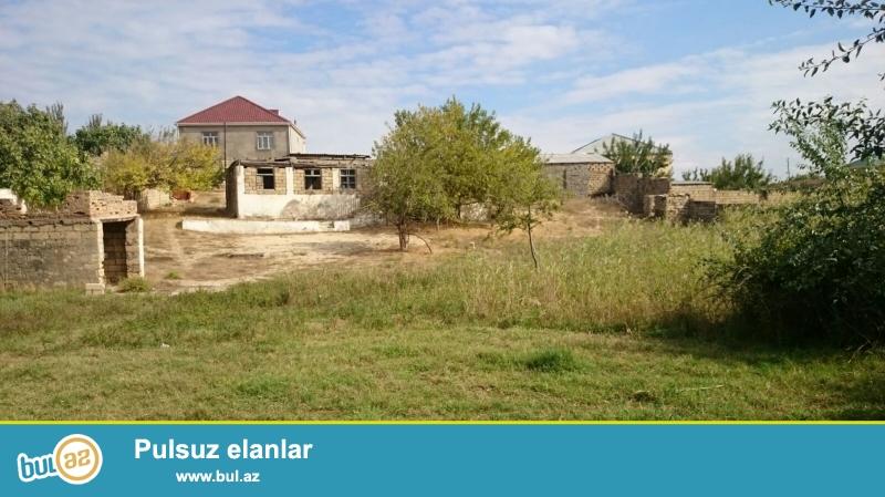 Продаётся земельный участок в Новханах (Bağlı kənd) 25 сот за 95 000 манат...