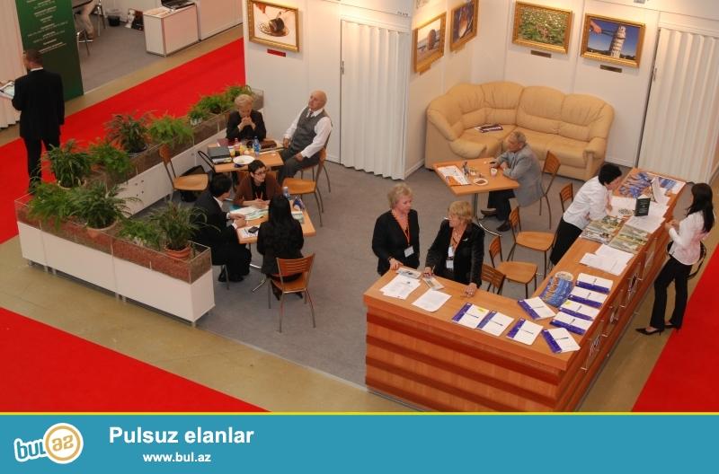 Участие в профессиональных выставках – неотъемлемая часть жизни компании...