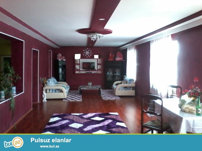 Naxcivanda tam temirli heyet evi satilir.Full roment isti soyuq soyu sopeni kombi sistemi qaraji ve 6 otagi var...